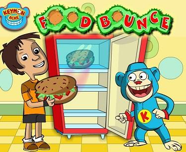 Keymon Ache: Food Bounce