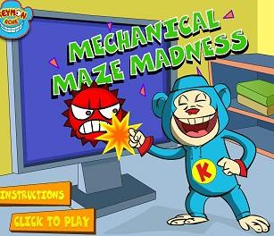 Keymon Ache: Mechanical Maze Madness