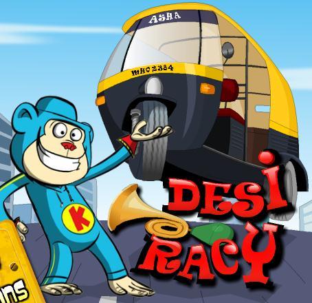 Keymon Ache Desi Racy Game