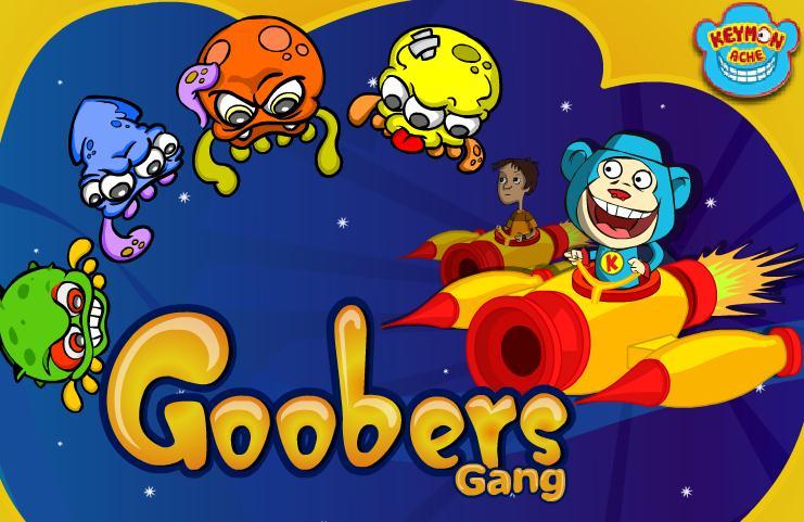 Keymon Ache Goobers Gang Game