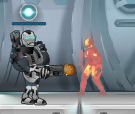 Iron Man Riot Of The Machine