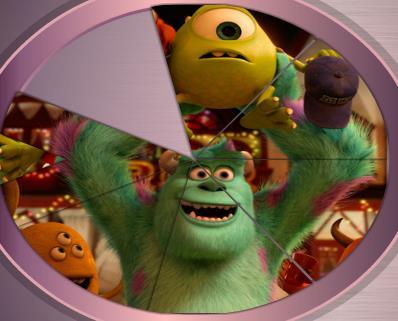 Monsters University: Pic Tart