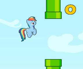 Flappy Little Pony