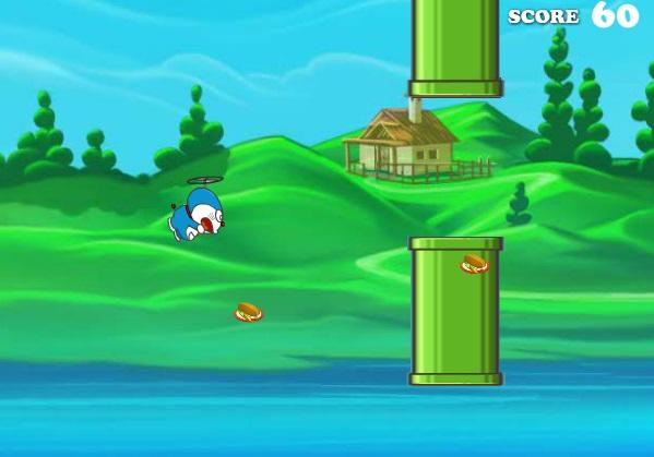 Flappy Doraemon