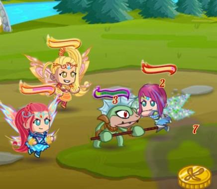 Winx Bloomix Battle