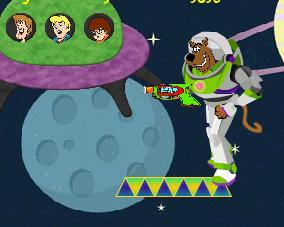 Scooby Doo Space Jump