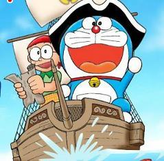 Doraemon Deep Sea Explorers