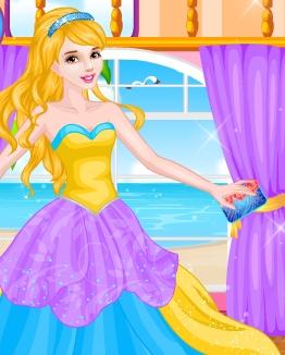 Cinderella Princess Make over