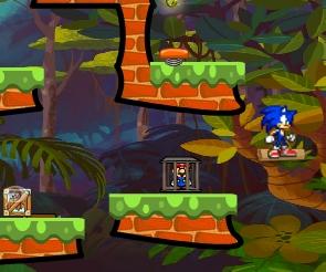 Sonic Rescue Mario 3
