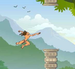 Flappy Tarzan