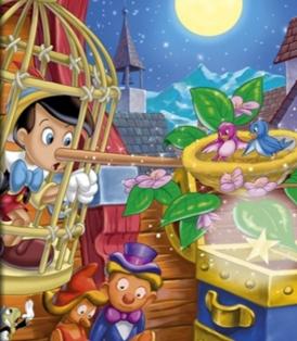 Pinocchio Differences