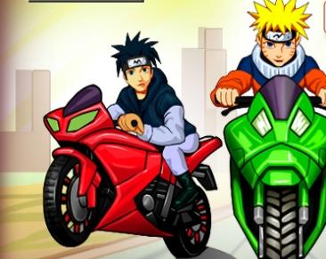 Naruto Moto Race