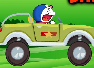 Doraemon Car