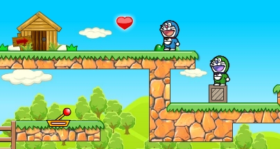 Doraemon Love