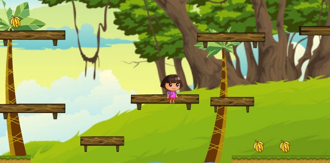 Dora Way Game