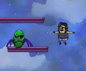 Regular Show High Flying Halloween