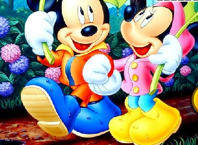 Mickey And Minnie 03