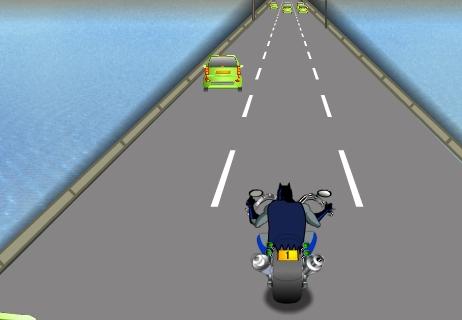 Batman Run 2 Racing