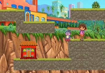 Dora And Boots Escape 2