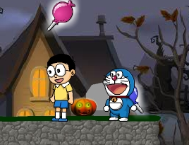 Doraemon Halloween Game