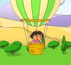 Dora Balloon Express