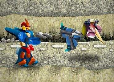 Transformers Robo  Revolt
