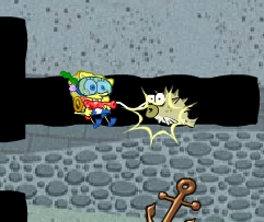 Spongebob Sea Monsters