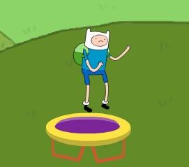 Adventure Time Bounce