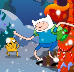 Adventure time: Surprice Gift