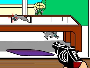 Doraemon Mice Invasion