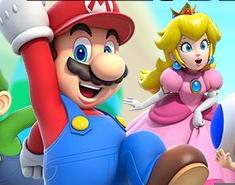 Super Mario Bros Star