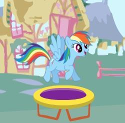 My Little Pony Bounce