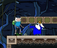 Adventure Time Mysterious Cave