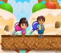 Diego Candyland 2 Game