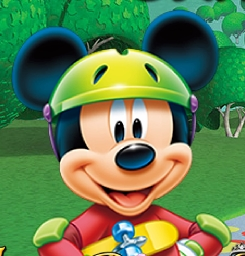 Mickey Mouse Skate