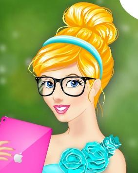 Cinderella Wedding Fashion Blogger