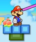 Mario Yoshi Feeding