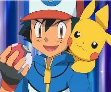 Pokemon Ash And Pikachu
