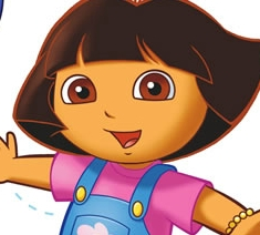 Dora The Explorer Differences