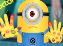 Minion Hand Doctor