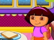Dora Sandwich Shop