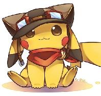 Cute Pikachu Puzzle