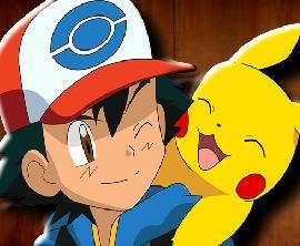 Ash And Pikachu Moment