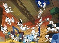 Dalmatian Puppies Puzzle