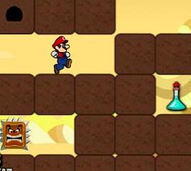 Mario Super Escape