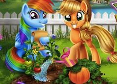 My Little Pony Garden