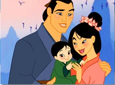 Mulan Family Puzzle