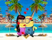 Minion'S Kissing Fun