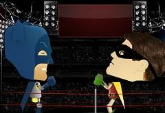 Batman Rock Em Sock Em