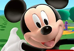 Mickey Mouse 5 Differences